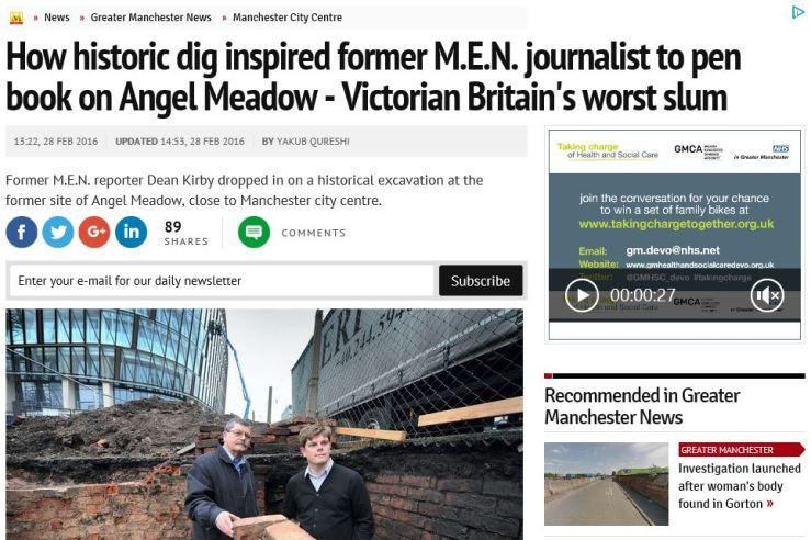MEN story